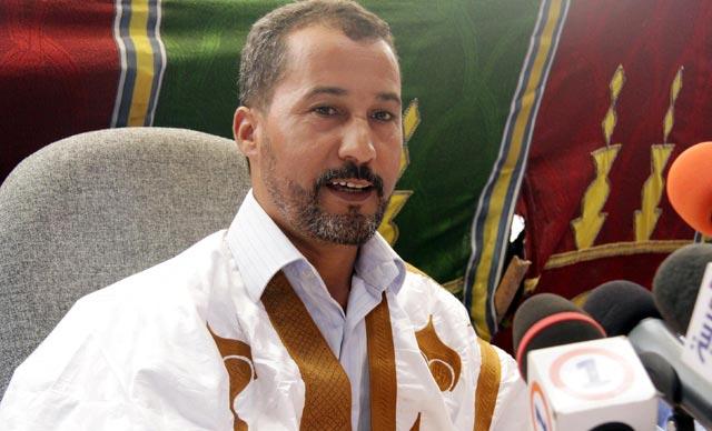 Mustapha Salma observe une grève  de la faim ouverte à Nouakchott