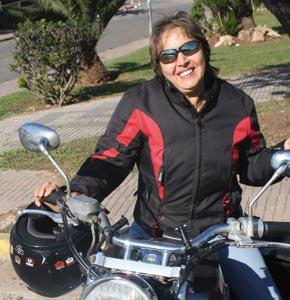 Les motardes marocaines se donnent rendez-vous à Marrakech