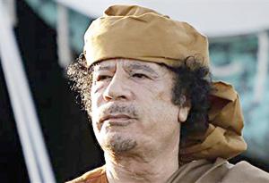 Libye : Mandat d'arrêt contre Mouammar Kadhafi