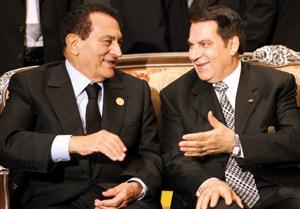 Tunisie : Hosni Moubarak décide de libérer les supporteurs tunisiens