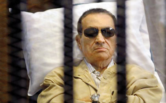 Egypte : La  justice ordonne la libération de Moubarak
