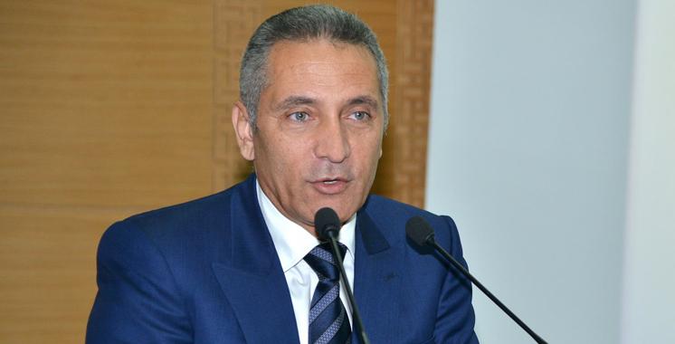 Candidature Coupe du monde 2026 : Moulay Hafid Elalamy devant l'Assemblée nationale française