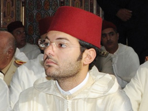 Moulay Ismaïl convole en justes noces avec Anissa Lehmkuhl