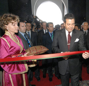 Le pavillon marocain se distingue à l'Exposition internationale de Saragosse