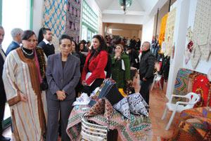 Asilah : Un moussem dédié à la femme créatrice