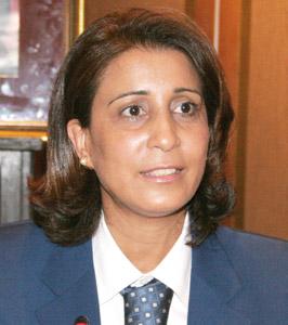 Nawal El Moutawakel nommée présidente de la commission de coordination