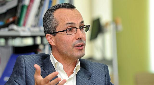Amine Bensaid, président de l'Université Mundiapolis