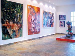 Galeries d'art : Entre l'être et le paraître