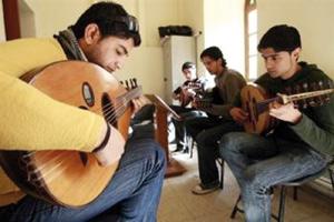 L'Institut de musique de Bagdad retrouve son rythme