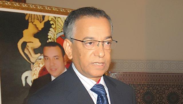 Mustapha Fares, premier président de la Cour de cassation.