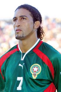 Mustapha Hadji, ambassadeur du Maroc