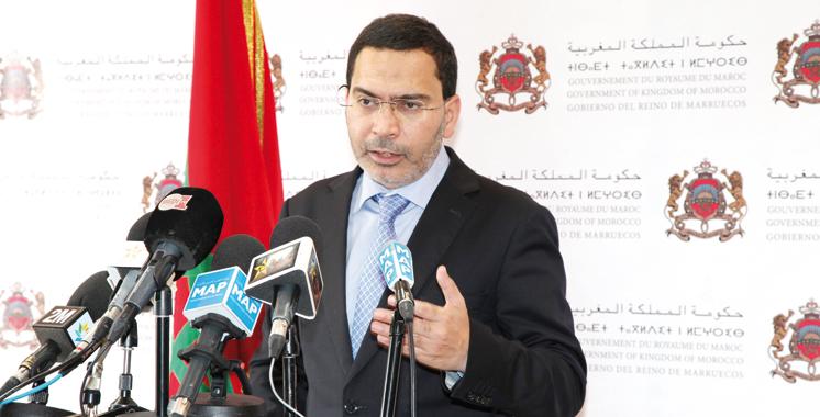 Khalfi présente le projet du Code de la presse au Parlement
