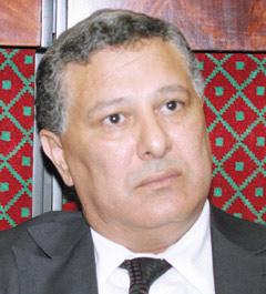 Mansouri dresse son bilan d'étape