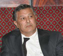 Mansouri : Le dialogue d'abord