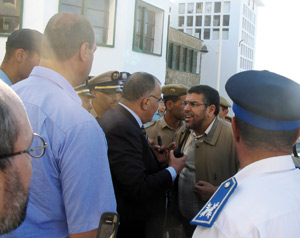 Mustapha Ramid accuse le ministère de l'Intérieur de complicité