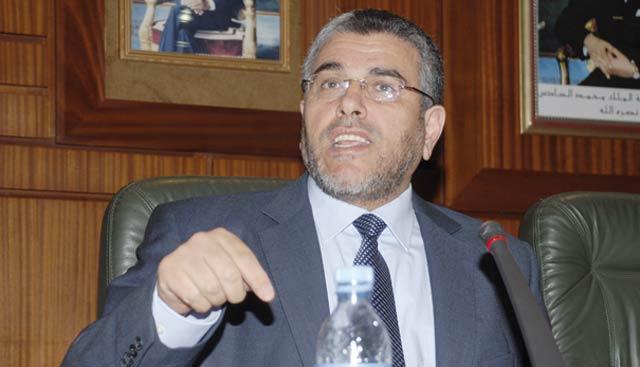 Mustapha Ramid :  La finalisation de la charte nationale sur la réforme de la justice prévue en mars prochain