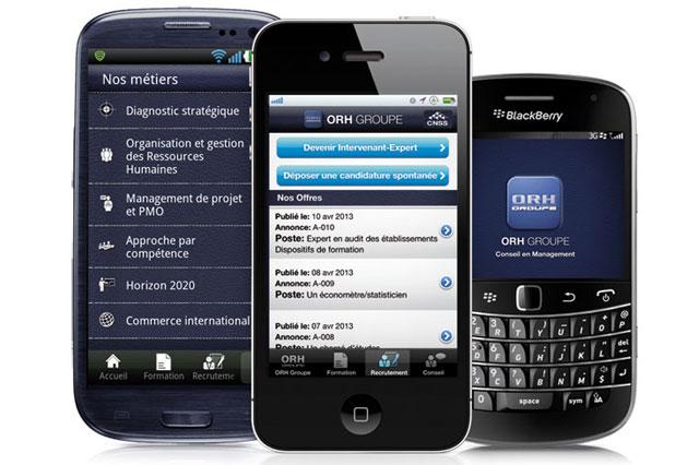 «MyORH», première application mobile pour la formation et le recrutement