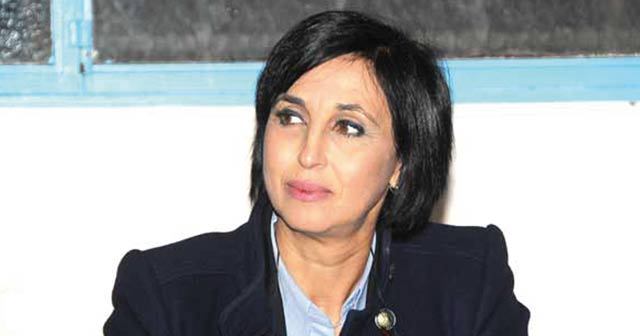 Nabila Mounib, une femme patron d un parti