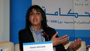 Nabila Mounib : «La gauche doit joindre le discours à l'action»