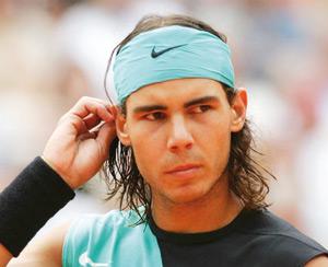Nadal vainqueur et mécontent