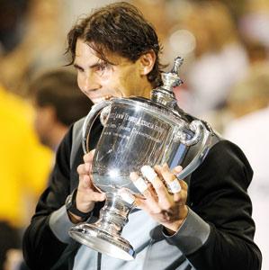 US Open : Nadal gagne le seul Grand Chelem qui lui manquait