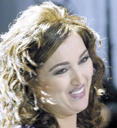 Nadia Ayoub : «j'aime les us et coutumes de ce mois»