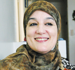 Nadia Yassine : un discours maquillé et à peine voilé