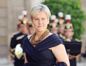 Nadine Morano, la samouraï du président