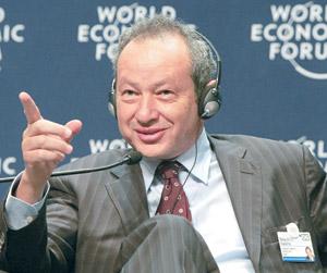 Le magnat égyptien des télécoms menacé par les islamistes