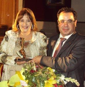 FITUT : Hommage à Larbi Yacoubi et Naïma Ilyas