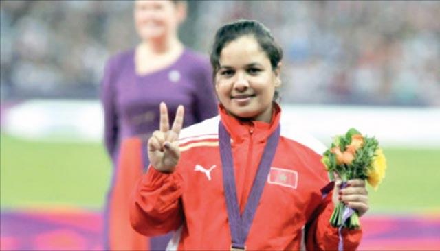 Najat El Garaa : Les sportifs à besoins spécifiques sont marginalisés