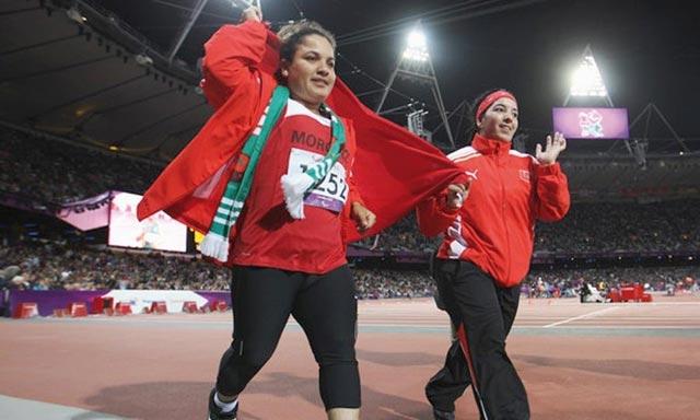 El Garraa offre la première médaille d or au Maroc