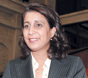 Nawal El Moutawakil veut investir dans l'élément humain