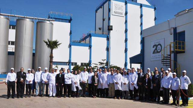Nestlé Maroc : Bilan de 20 ans de cohabitation  avec les Doukkalis