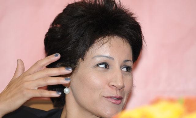 Nezha Bidouane : «J aspire à devenir présidente de la fédération d athlétisme»