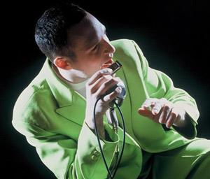 Nico Wayne Toussaint à M'hamid El Ghizlane