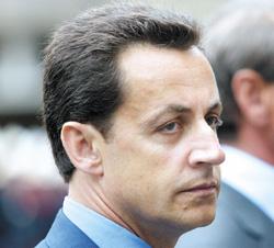 Nicolas Sarkozy fait sa déclaration