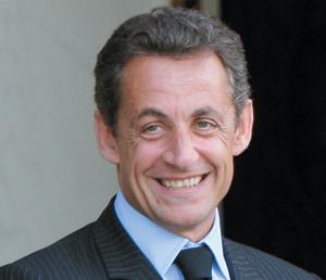 Nicolas Sarkozy pose les jalons de l'Union méditerranéenne à Tanger