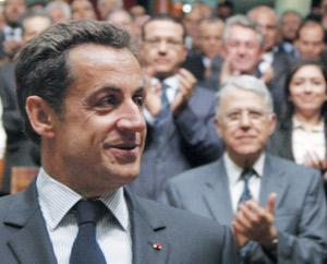 Le président Nicolas Sarkozy propose au Maroc «un partenariat sans arrogance»