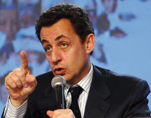 Visite sous hautes pressions diplomatiques de Sarkozy en Israël