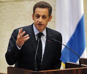 Sarkozy passe son examen au Proche-Orient avec succès