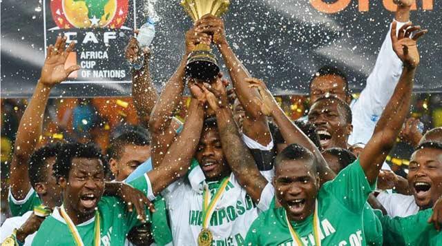 Après une finale très moyenne, le Nigeria succède à la Zambie