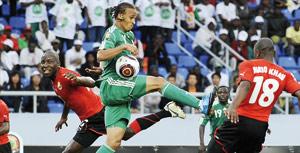 Le Nigeria brille et rejoint l'Égypte au 2ème tour