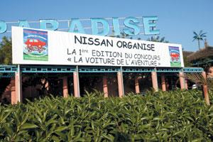Nissan Maroc et son «aventure» créative