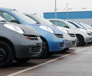 4,5 Millions de Nissan produites à Sunderland