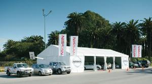 La gamme Nissan dévoile ses charmes à Mohammédia