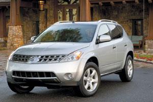 Nissan Murano : Un léger lifting