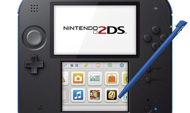 Nintendo annonce la 2DS, une version low cost de la 3DS