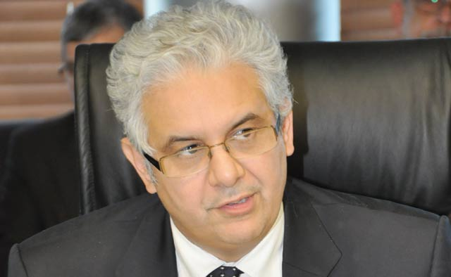 Réunions de printemps FMI-BM : Nizar Baraka dans la peau du défenseur