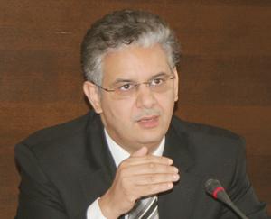Nizar Baraka à Istanbul